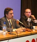 Éxito de la conferencia de Luis del Pino en Huesca