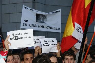 El drama de la derecha social española