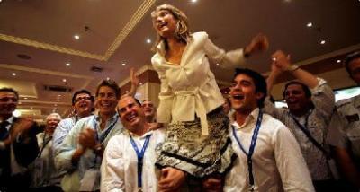 Por qué Montserrat Nebrera no es la Rosa Díez de la derecha