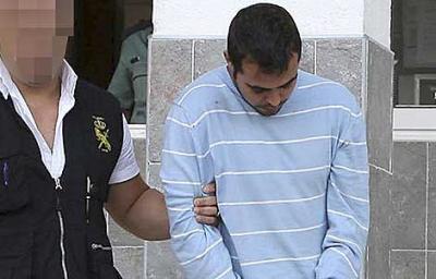Diego Pastrana es un hombre maltratado