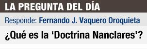 """La pregunta del día de teinteresa.es: ¿Qué es la """"Doctrina Nanclares""""?"""