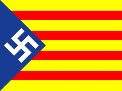 La toma del poder por los nazis y la independencia de Cataluña