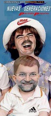 Ni Rajoy, Ni Aznar: de aquellos polvos, estos lodos