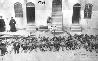 Rajoy, Erdogan y el genocidio armenio