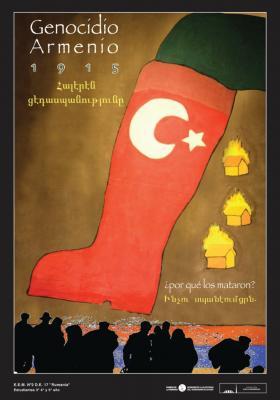 24 de abril de 2015: centenario del genocidio armenio. Una fecha que no puede olvidarse